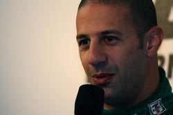 Press conference: Tony Kanaan