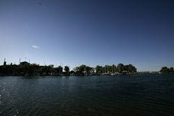 Le bateau club sur Belle-Isle