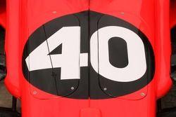 Detail de la voiture #40 de P.J. Jones