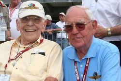 Tom Carnegie and Bob Huey