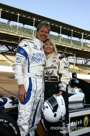 Davey Hamilton and Kristi Lee