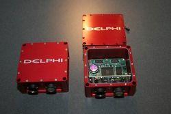 Delphi Accident Data Recorder
