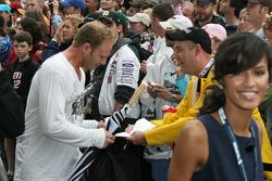Ian Ziering of Dancing With The Stars