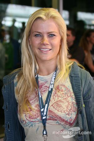 Alison Sweeney of Days of Our Lives
