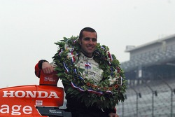 91st Indianapolis 500 winner, Dario Franchitti