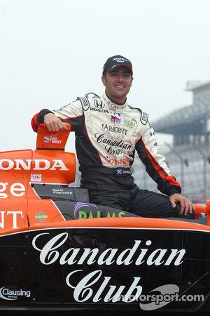 91st Indianapolis 500 winner, Dario Franchitti