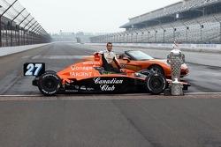 Dario Franchitti ganó las 500 Millas de Indianápolis 2007