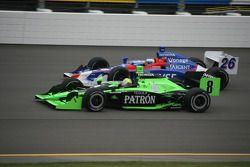 Scott Sharp et Marco Andretti