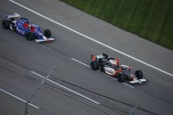 A.J. Foyt IV et Marco Andretti
