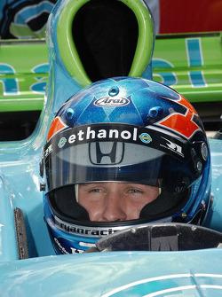 Ryan Hunter-Reay - Rahal Letterman Racing Team Ethanol