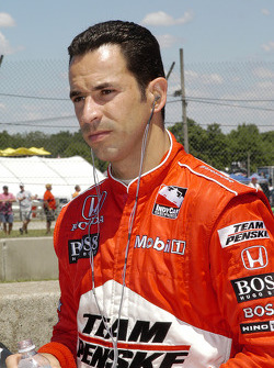 Gane face of Helio Castroneves