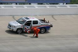 IRL safety crew at work
