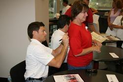 Firestone Corporate Employee Function: Scott Sharp