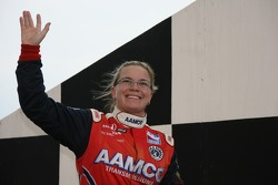Drivers introduction: Sarah Fisher