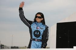 Drivers introduction: Danica Patrick