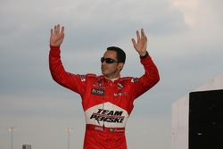 Drivers introduction: Helio Castroneves