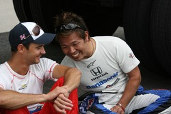 Darren Manning and Kosuke Matsuura