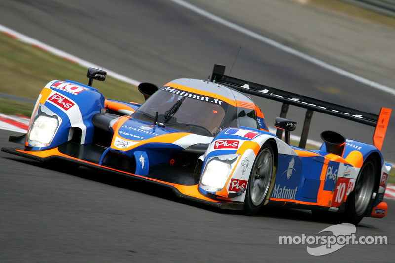 2011 - Team Oreca Matmut #10