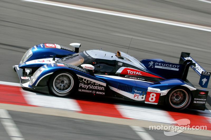 2011 - Peugeot Sport Total #8