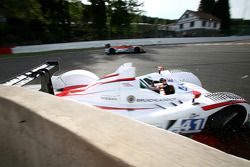 Crash #41 Greaves Motorsport Zytek Z11SN-Nissan: Karim Ojjeh, Gary Chalandon, Tom Kimber-Smith