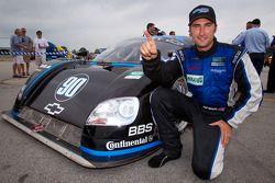 DP pole winner Paul Edwards