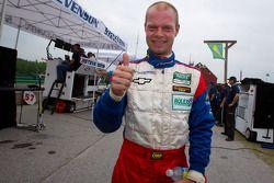 GT pole winner Jan Magnussen