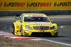 David Coulthard, Mucke Motorsport, AMG Mercedes C-Klasse