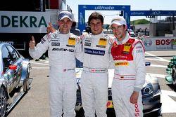 Jamie Green, Team HWA AMG Mercedes, AMG Mercedes C-Klasse, Bruno Spengler, Team HWA AMG Mercedes, AM