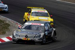 Bruno Spengler, Team HWA AMG Mercedes, AMG Mercedes C-Klasse, Mike Rockenfeller, Audi Sport Team Abt