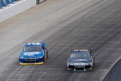 Matt Kenseth, Roush Fenway Racing Ford et Kurt Busch, Penske Racing Dodge