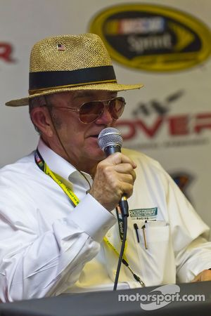 Post-race press conference: Jack Roush