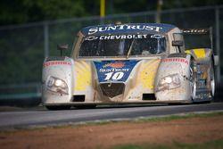 #10 SunTrust Racing Chevrolet Dallara: Max Angelelli, Ricky Taylor