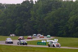 #196 RSR Motorsports Mini Cooper S: Ron Farmer, Jason Hart