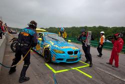 Pitstop #13 Rum Bum Racing BMW M3 Coupe: Nick Longhi, Matt Plumb