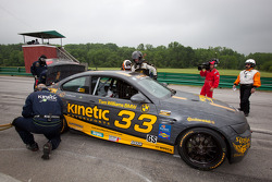 Pitstop #33 Kinetic Motorsports BMW M3 Coupe: Jade Buford, Bryan Sellers