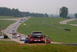#181 APR Motorsport Volkswagen GTI: Chris Gleason, Kevin Gleason