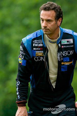 Rick DeMan na crash