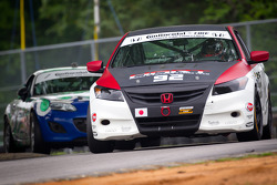 #92 HART Honda Accord: Chad Gilsinger, John Schmitt