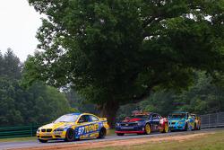 #97 Turner Motorsport BMW M3 Coupe: Joey Hand, Michael Marsal, #9 Stevenson Motorsports Camaro GS.R: