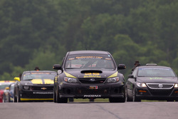 #35 Subaru Road Racing Team Subaru WRX-STI: Andrew Aquilante, Brett Spaude
