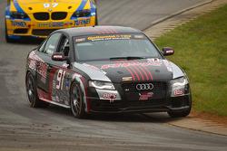 #91 APR Motorsport Audi S4: Gary Gibson, Josh Hurley