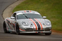 #09 Trade Manage Racing Boxster: Steven Goldman, Sam Schultz