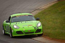 #83 BGB Motorsports Porsche Cayman S: Guy Cosmo, Stewart Tetreault