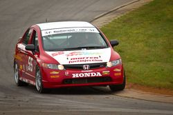 #55 Marren Motor Sports Inc. Honda Civic SI: Kevin Clifford, John Costello
