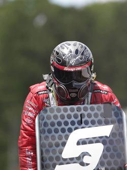Cruz Pedregon, Toyota Camry klopt broer Tony Pedregon op de Southern Nationals