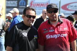 Tony Pedregon en Cruz Pedregon