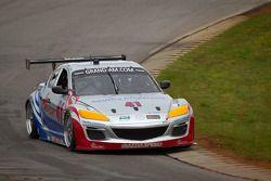 #41 Dempsey Racing Mazda RX-8: Dane Cameron, James Gue