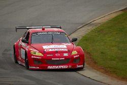 #30 Racers Edge Motorsports Mazda RX-8: Daniel Herrington, Brett Sandberg