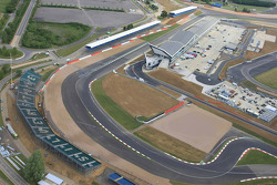 Silverstone's new Pit, Paddock and Conference Complex