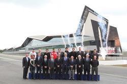 Jonathan Rea, Johnny Herbert, Cal Crutchlow, Valentino Rossi, Christian Horner, Mark Webber, Jenson